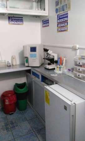 equipos de laboratorio