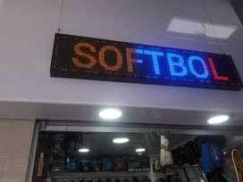 Avisos LED