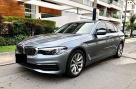 Remato espectacular BMW 520i
