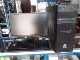 """THERMALTAKE GAMER AMD FX 6300 3,5 GHZ Ram 8gb Hdd 1tb Monitor LG 20"""""""