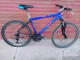 Bicicleta mtb rod 26 aluminio