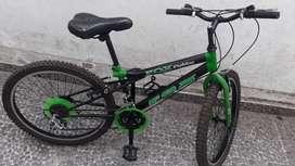 Bicicleta fox fighter aro 24