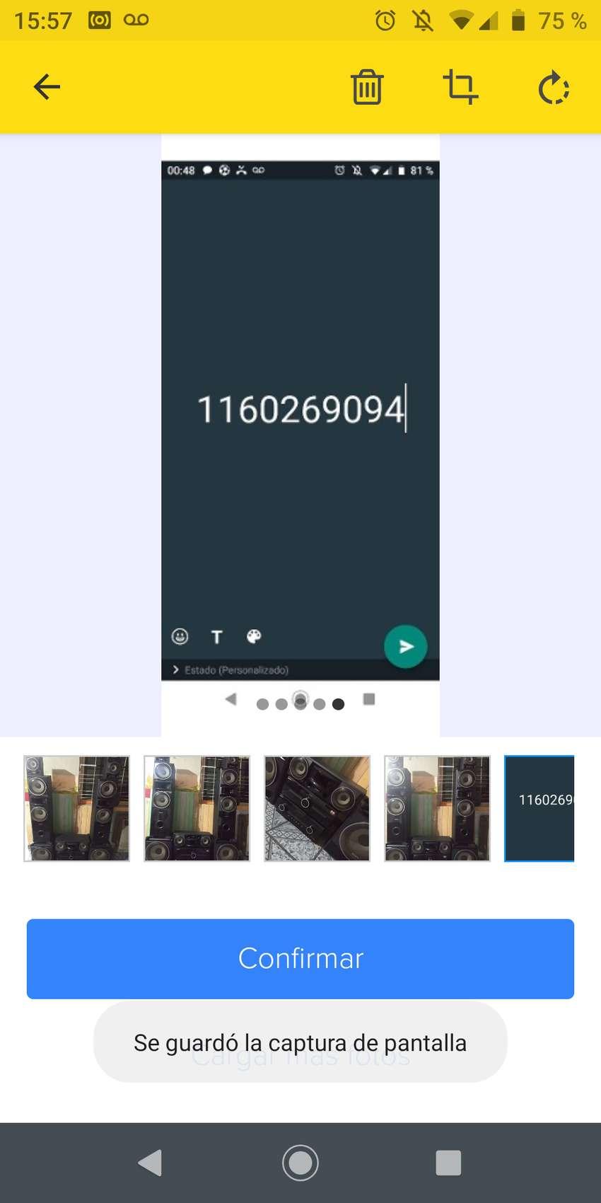 Sony Muteki 6.2 + mas MOTO G6 PLUS 0