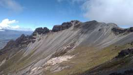 Guia para escalar , subir  el volcán Imbabura