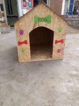 casa para perros y gatos
