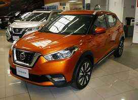 NISSAN KICKS ADVANCE MT 2020