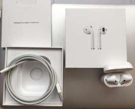 AirPods 2da Generación Originales Apple
