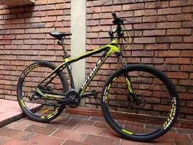 "Bicicleta MTB Rin 27.5"""