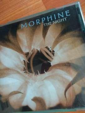 Morphine Disco Compacto The night.