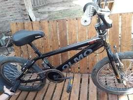 Vendo bicicleta bmx olmo