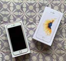 Vendo iPhone 6s 32gb Oro excelente estado!