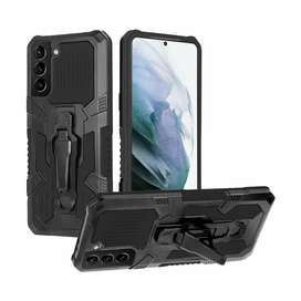 Estuche Protector Antichoque Armor Bracket Samsung Galaxy S21+