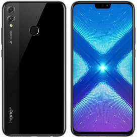 vendo celular honor 8x