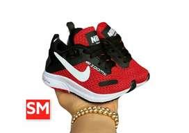 Zapato Tennis Deportivo Nike Zoom Para Niños