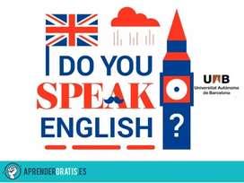 Curso de inglés virtual