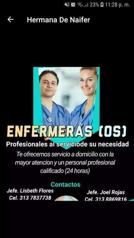 Cuidamos paciente con la mayor responsabilidad y experiencia
