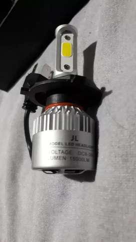 Vendo foco led H4 15000 lumenes