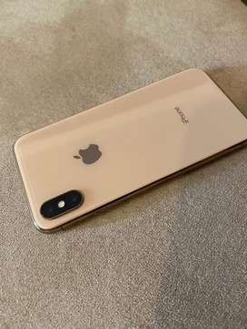 VENDO IPHONE XS 256GB ROSE GOLD