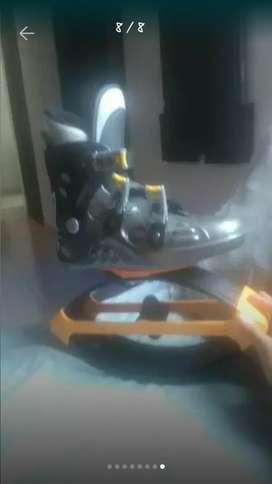 botas para fitnes