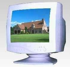 Lote de 5 monitores para PC
