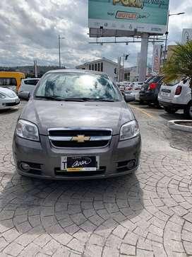 Chevrolet Aveo Emotion GLS - 2013