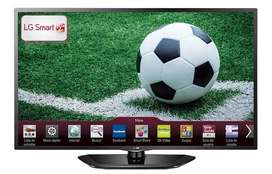 tv led smart lg 32""