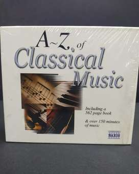 A ~ Z OF CLASSICAL MUSIC