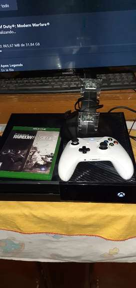 Xbox one 1tr cambio por PLAYSTATION 4