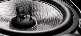 sistema de audio para vehículos componente/coaxial desde 500.000