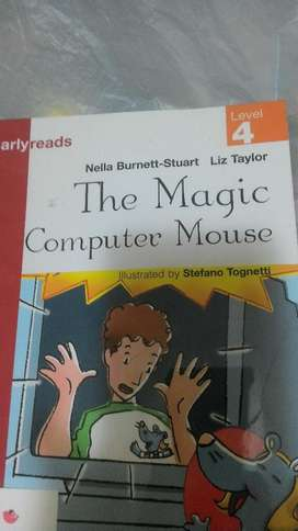 Plan Lector The Magic Computer Mouse
