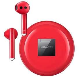Freebuds 3 huawei red
