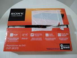 DVD Sony DVP- SR370