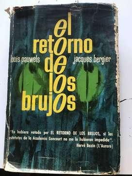 Libro El Retorno De Los Brujos Louis Pawels Jacques Bergier