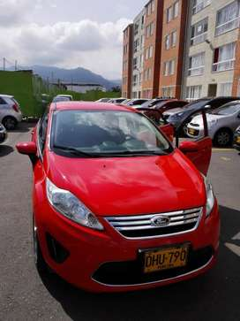 Ford Fiesta Mod 2012 Full Equipo
