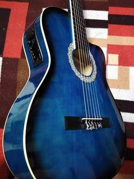 buenisima guitarra electro acustica california