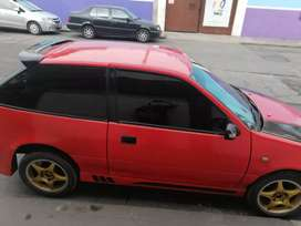 OCASION SE VENDE AUTO SUZUKI SWIFT