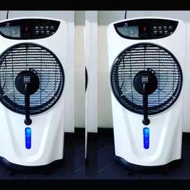 Ventilador de alta tecnología funciones avanzadas