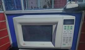 Ganga vendo horno microondas LG