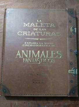 Maleta de Las Criaturas: Explora La Magia Cinematográfica de Animales Fantásticos
