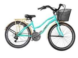 Bicicleta nueva para mujer