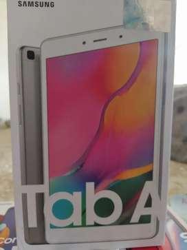 TABLET SAMSUNG TAB A CON SIM 4G