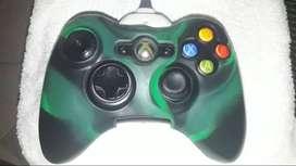 Xbox 360 2 controles- 2 años de uso