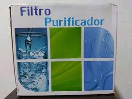 Filtro Purificador de Agua