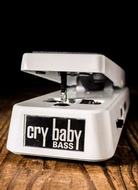 En venta: Pedal Cry Baby Bass Wah (para bajo)