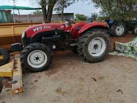 Tractor agrícola YTO 60 HP