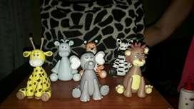 Vendo Animales Salvajes en Porcelanicron
