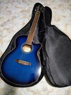 Guitarra Electroacústica Ibáñez con Forr