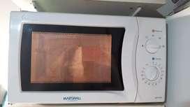 Microondas marshall