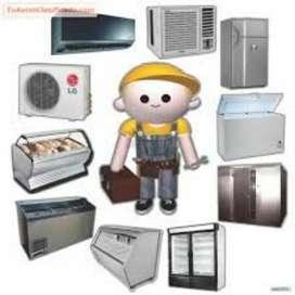 Tecnico en aire acondicionado y refrigeracion