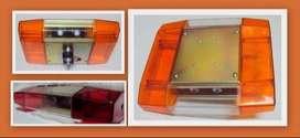 Micro barral SDE - Baliza leds alta potencia - Bidireccional - Envio sin cargo